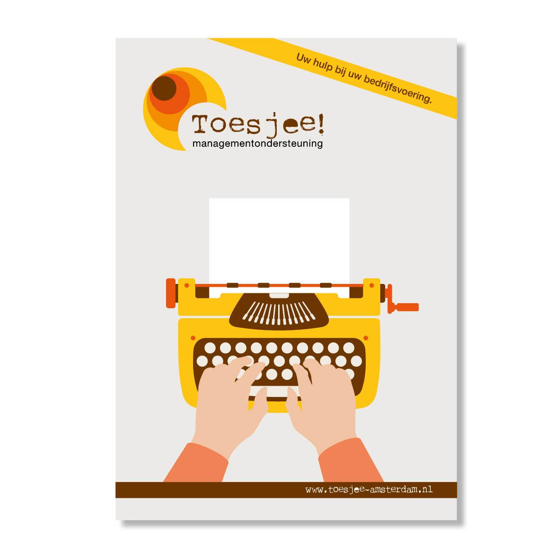 flyers Toesjee!