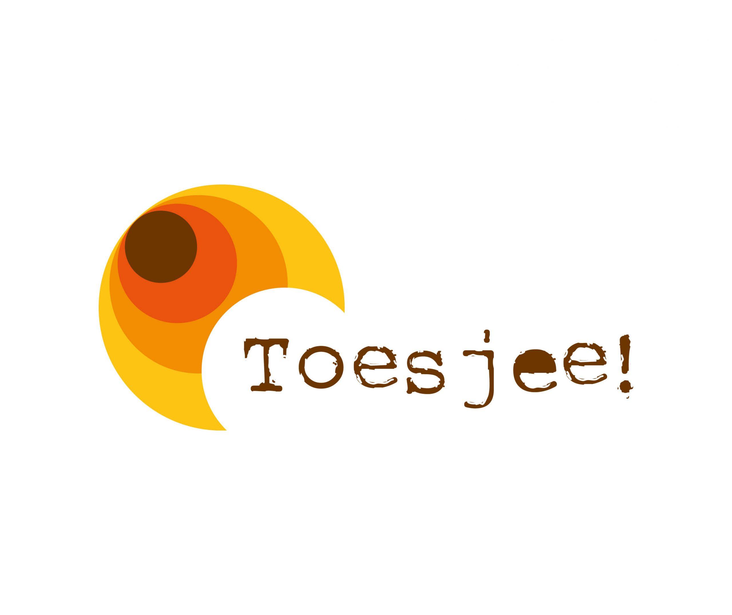 Logo Toesjee!_EigenDesign